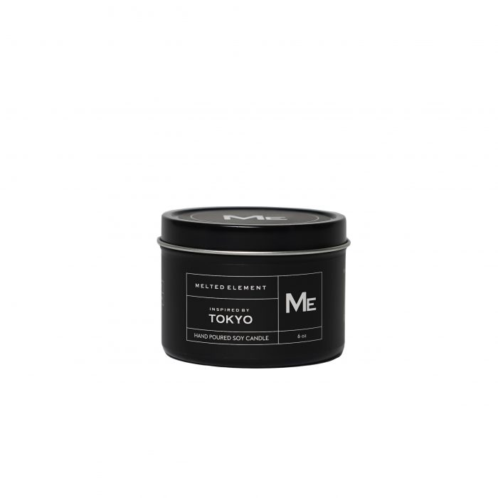 Melted Element Tokyo Travel Size Black