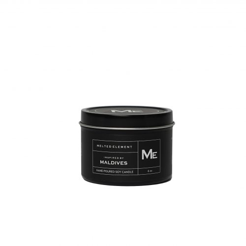 Melted Element Maldives Travel Size Black