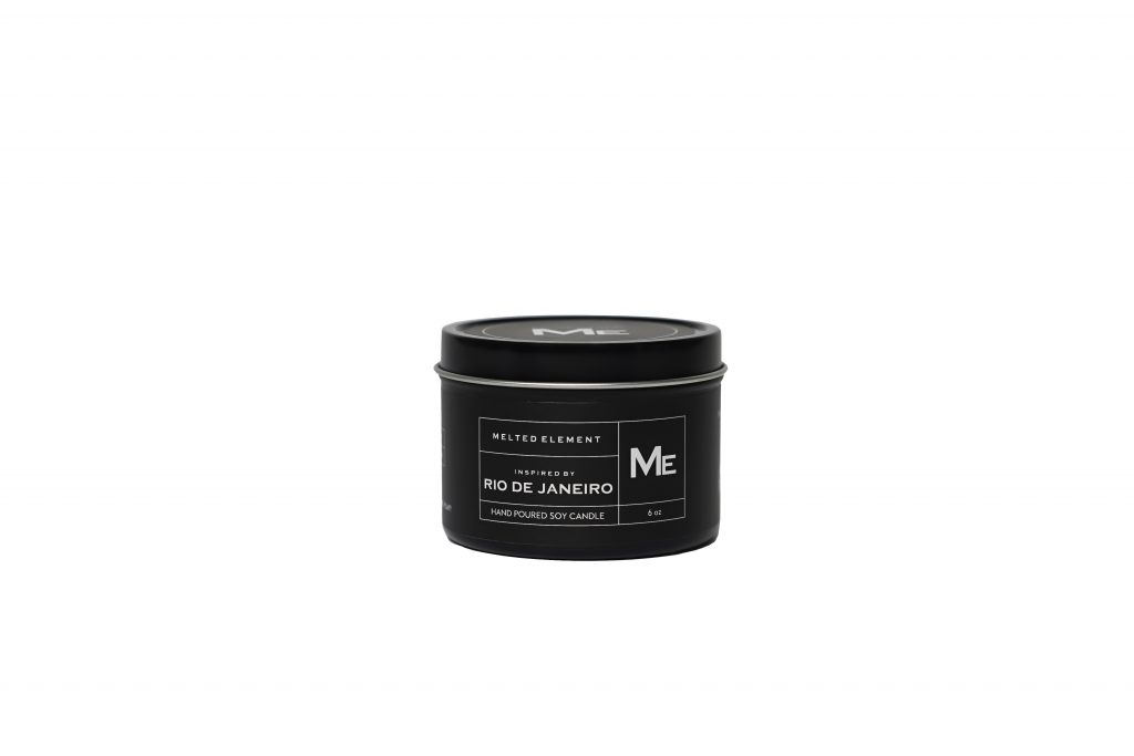 Melted Element Rio De Janeiro Travel Size Black