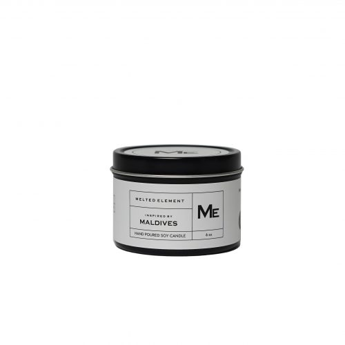 Melted Element Maldives Travel Size White