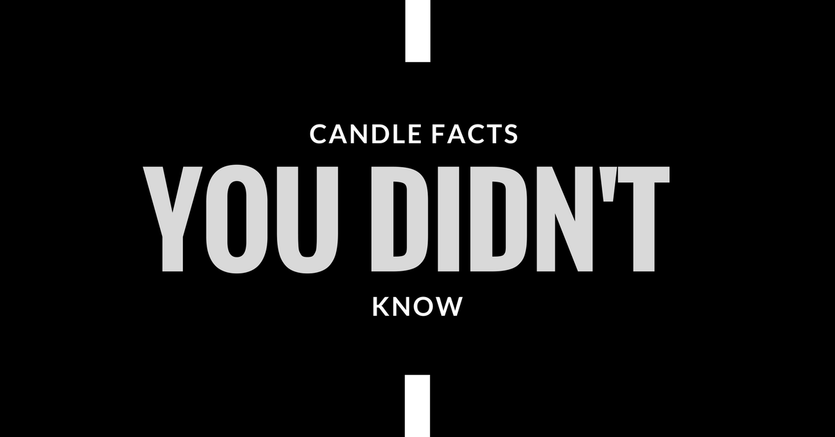 Candle Facts Melted Element banner