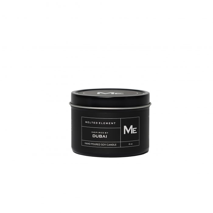 Melted Element Dubai Travel Size Black