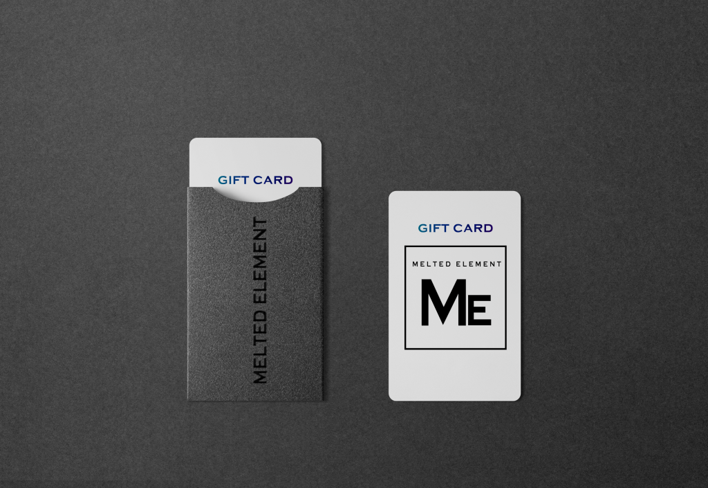 Melted Element Gift Card updated