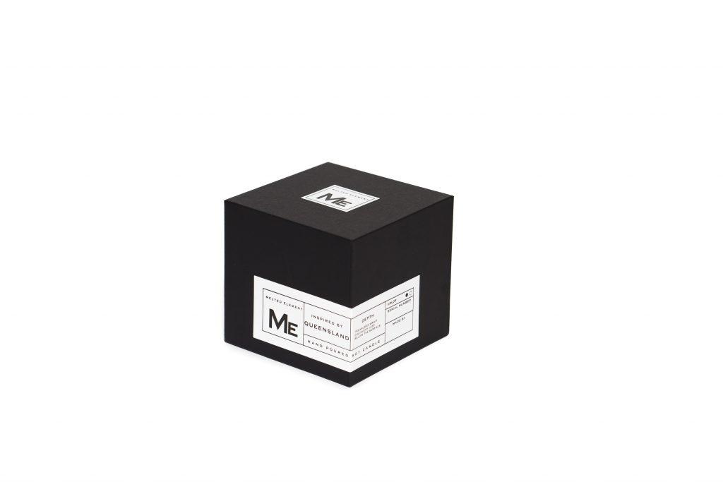 Melted Element Queensland Box 3side