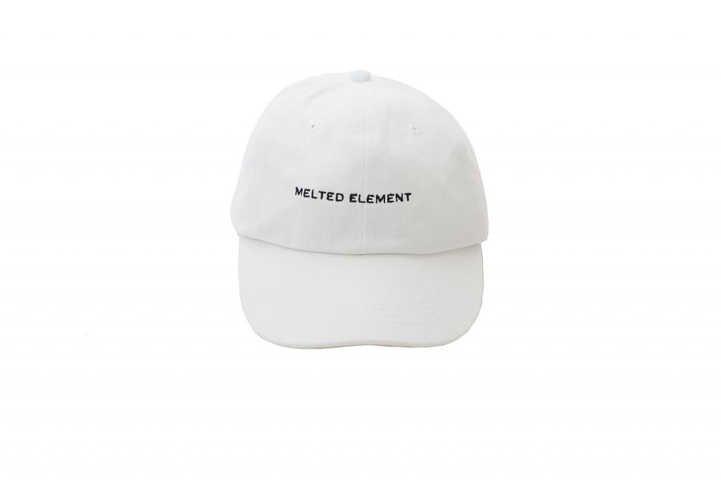Melted Element Hat Front