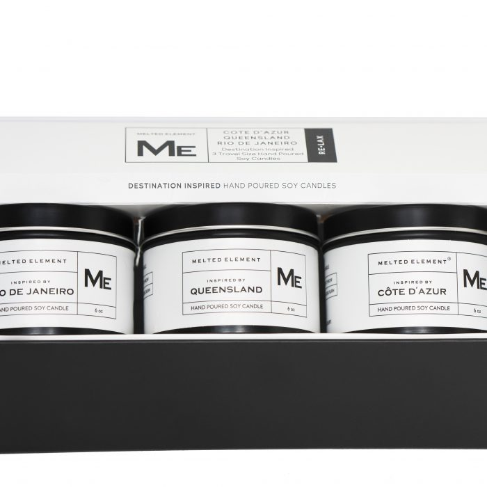 Melted Element Relax Gift Set Front